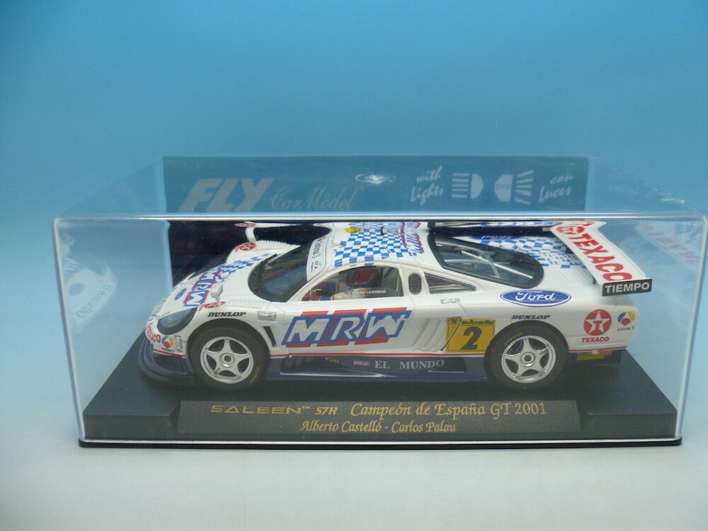 Fly 99004 Saleen s7R Campeon 2001, Mint unused