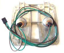 """/""""S/"""" 442 Tail Lamp Light Lens Set 1970 Oldsmobile Cutlass Plain"""