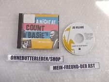 CD Jazz Joe Williams - A Night At Count Basie's (8 Song) VANGUARD
