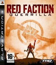 RED FACTION GUERRILLA PS3 GAME NEW SEALED UK PAL FAST