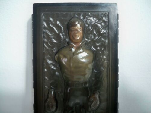 K1705231 Han Solo Carbonite Power of the Force LOOSE Figure Complete Star Wars 1984 RARE