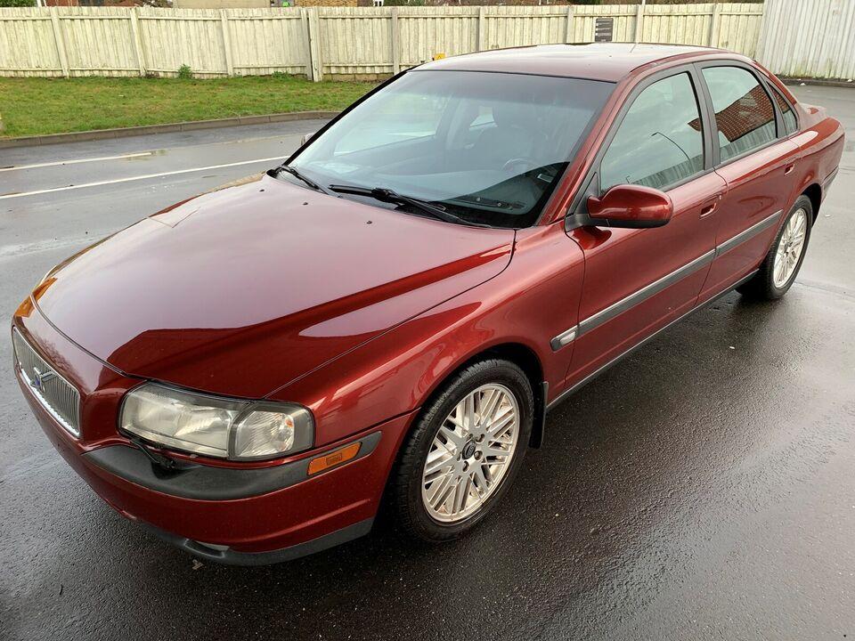 Volvo S80, 2,4, Benzin