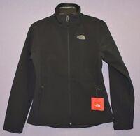 Tnf North Face Women Ironton Soft Shell Jacket Windwall Fleece Interior S M Xl