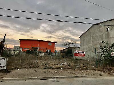 EN VENTA TERRENO EN ROSARITO COL. RANCHO CHULA VISTA $65,000 DLLS