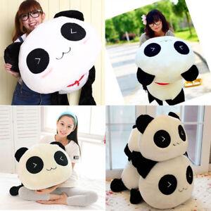 Stuffed-Plush-Doll-Toy-Animal-Giant-70CM-Cute-Panda-Pillow-Bolster-Gift-New
