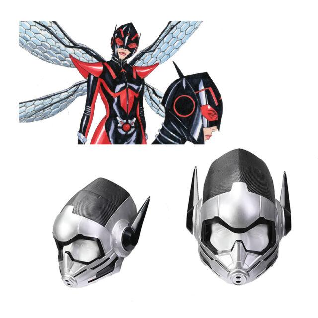 Xcoser Ant Man Helmet Civil War Cosplay Costume Mask Movie Replica Adult 2016