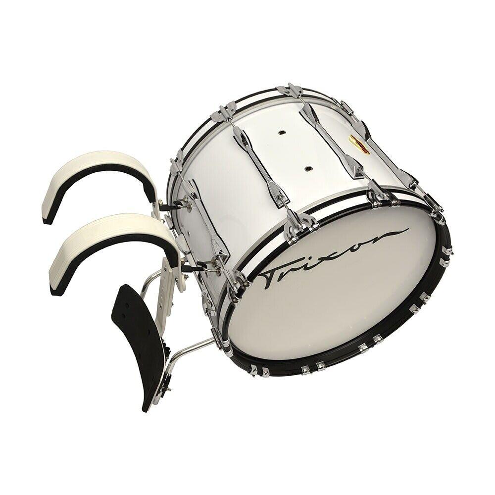 Trixon Pro Mar ng Bass Drum 28 x 14 Weiß