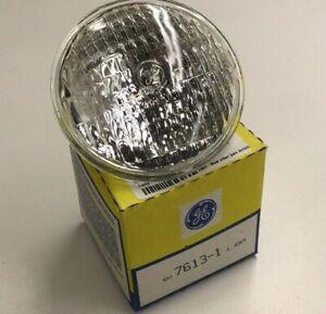 NEW GE 7613-1 6V 8W PAR36 Emergency Lighting Sealed Beam Lamp