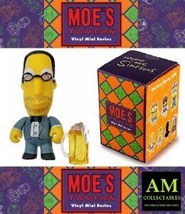 Kidrobot - The Simpsons - Moe `S Tavern Mini Series - Joey Jr.Variant Figure New