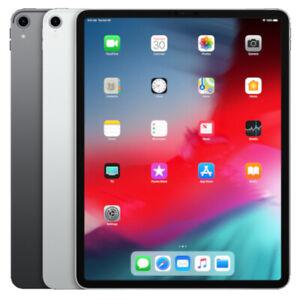 Apple iPad Pro 3rd Gen. (2018) - 64GB 256GB 512GB 1TB, Wi-Fi, 12.9in, Two Colors