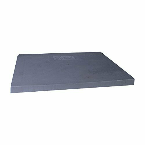 Durable Condensing Pad Ideal for Optimum Self Levelling Ground Support 32  X 32