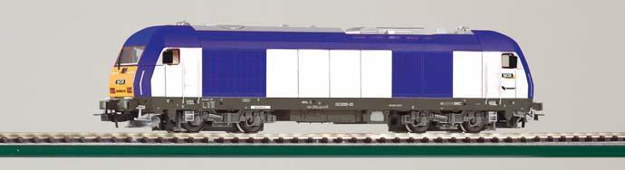 PIKO 57586 Locomotora diésel Hércules Nob ep.v Digital disponible nuevo emb.