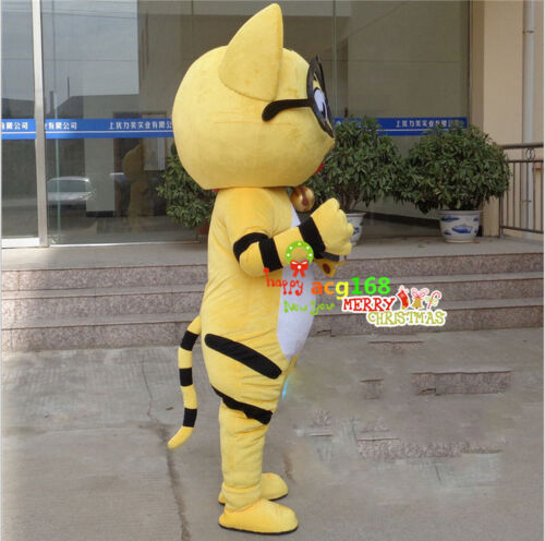 Adult Cat Mascot Costume Fancy Dress Epe Cosplay Parade Outfit Party Suit Animal