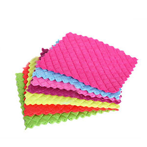 Charmant Image Is Loading Magic Dish Cloth Cleaning Cloth High Efficient Washing