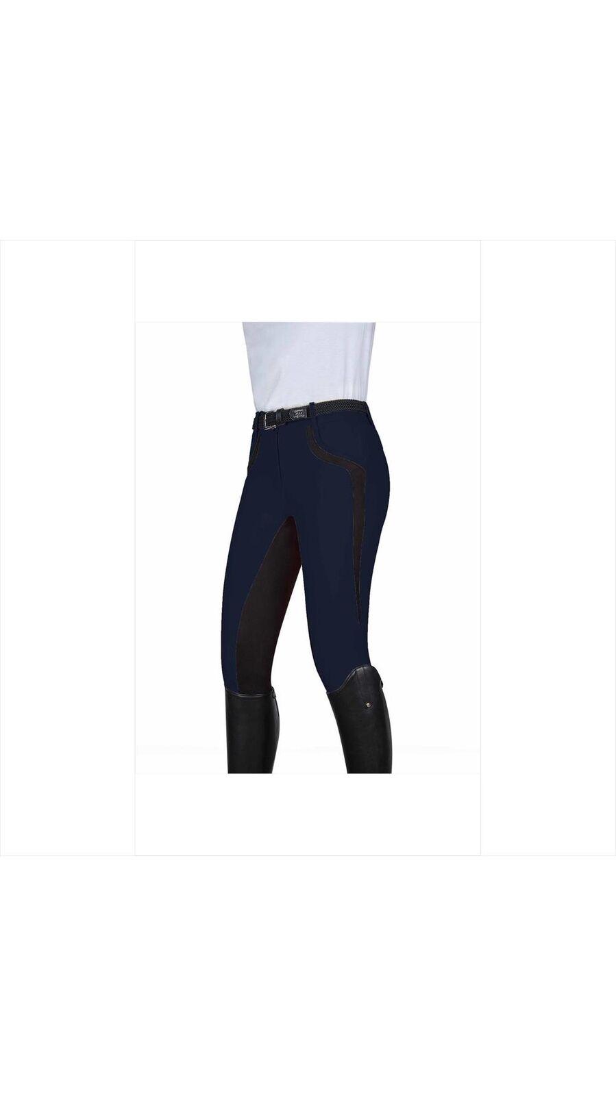 EQUILINE Pantaloni Montala Patricia guarnizione in pieno