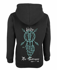 HEELS-DOWN-CLOTHING-DREAM-COLLECTION-HOODIE-LIVING-THE-DREAM-DESIGN