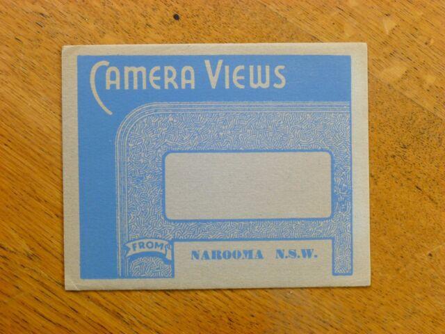 Camera Views from Narooma, NSW - Murray Views photo folder, c. 1940s