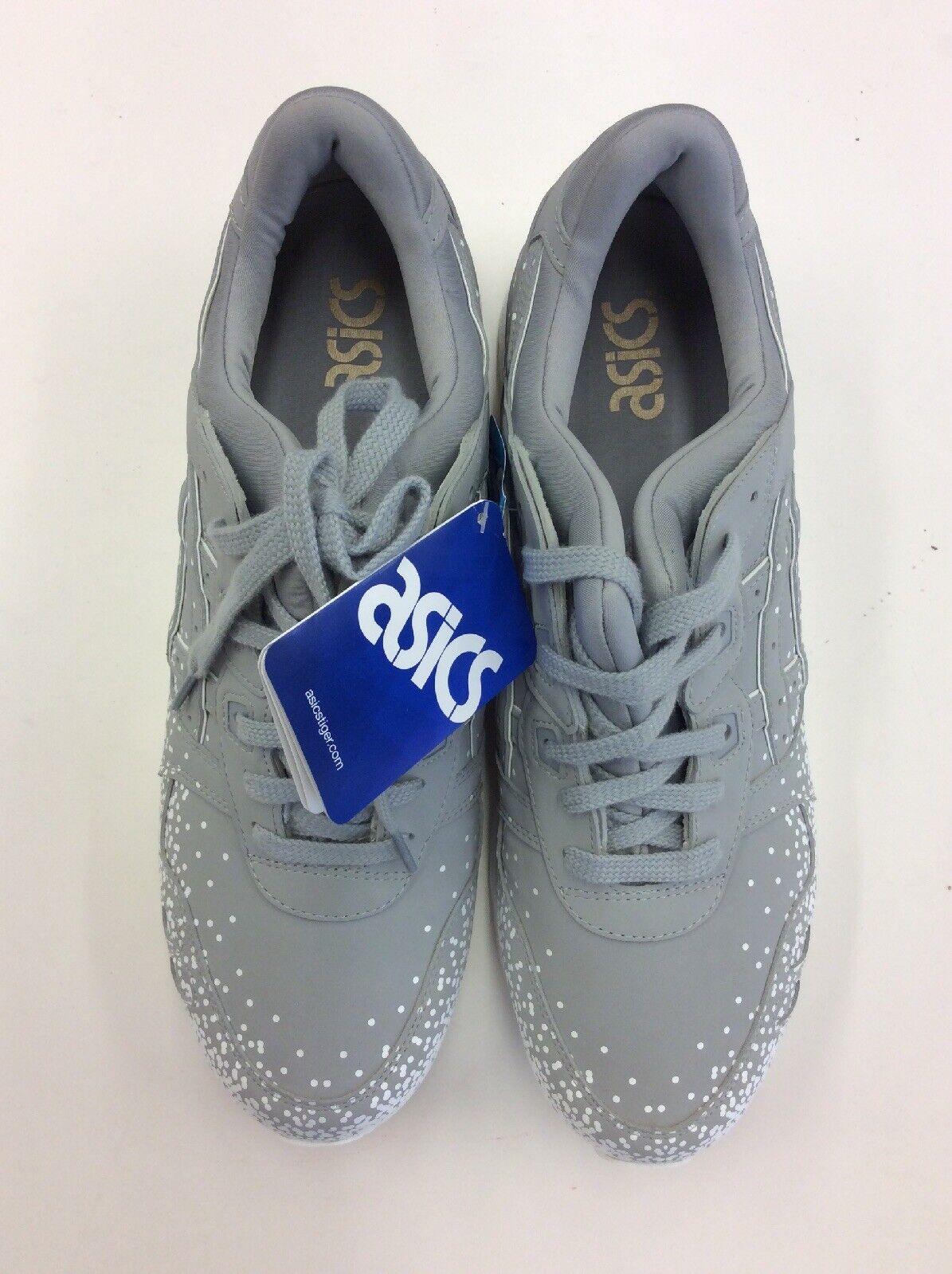 ASICS Men Gel-Lyte III Athletic scarpe da ginnastica H6W3Y-1313 Light grigio  Whit Dimensione 11.5