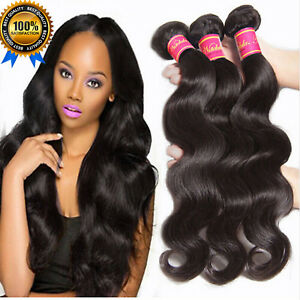 LA-POSTE-Tissage-bresilien-cheveux-naturels-remy-BODY-WAVE-VIRGIN-HAIR-STRIGHT