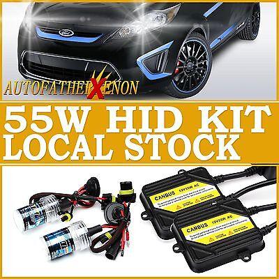 Error Free Canbus H7 6000k Xenon HID Headlight Kit For Ford Fiesta Zetec /& S