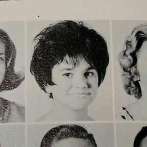 Linda Ronstadt High School Yearbook 1962
