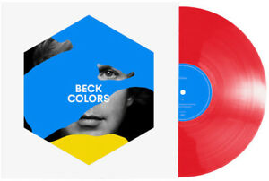 Beck-Colors-New-Vinyl-LP-Colored-Vinyl-Red