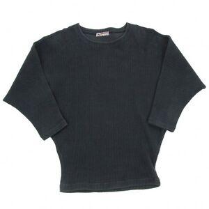 (SALE) ISSEY MIYAKE Dolman sleeve sweat tops Size M(K-23498)