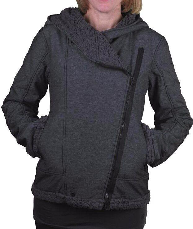 Bench Womens Fekete Swaggering Hooded Winter Jacket w Lágy Fleece Bélés  BLKA1766 63899 d44121589a