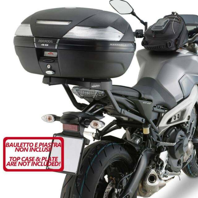13  15 Givi KZ2115 Carrier Monokey or Monolock top-case Yamaha MT-09 850