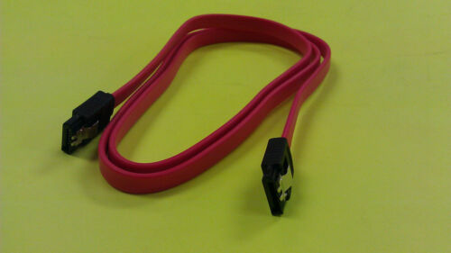 """Buy 10 get 2 free SATA Data Cable With Clips 36/"""""""