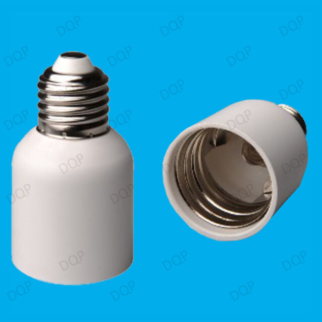 Edison Screw ES E27 To Goliath E40 GES Light Bulb Adaptor Base Converter Holder