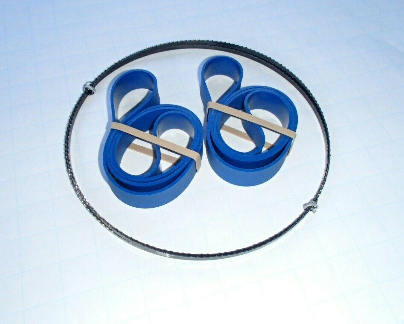 Blau Max Uretano a Nastro Sega Pneumatici + 0.6cm Lama Artigiano 113248212