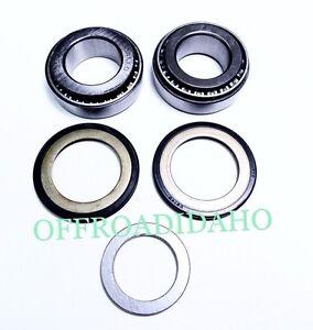 All Balls Steering Stem Bearing Seal Kit for Honda ATC200X 83-87,ATC250ES 85-87