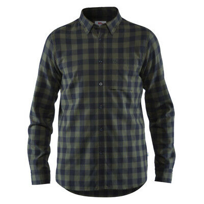 Fjallraven Lappland Flannel Shirt Red Various Sizes F90830-320
