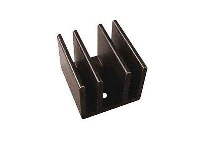 Dissipatore termico aletta di raffreddamento per TO220 in alluminio 12°C/W 3014