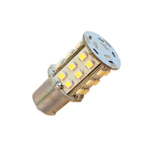 4x BA15s 30 SMD 10v-30v DC LED Bulb for 1141 1156 Heartland Torque fifth wheel