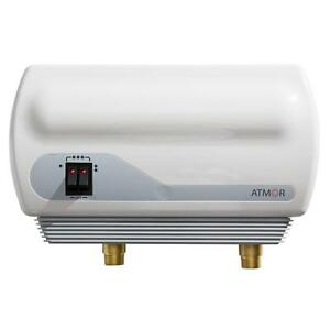 On demand hot water heater electric for home and rv bathroom tub sink tankless ebay for Tankless water heater for bathroom