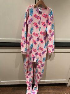 13ff608c2 So Nikki girls one piece pajama suit girls pajamas size 14