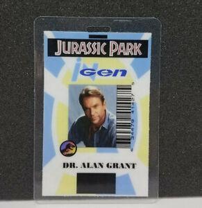 Jurassic-Park-ID-Badge-Ingen-Alan-Grant-style-B-costume-prop-cosplay
