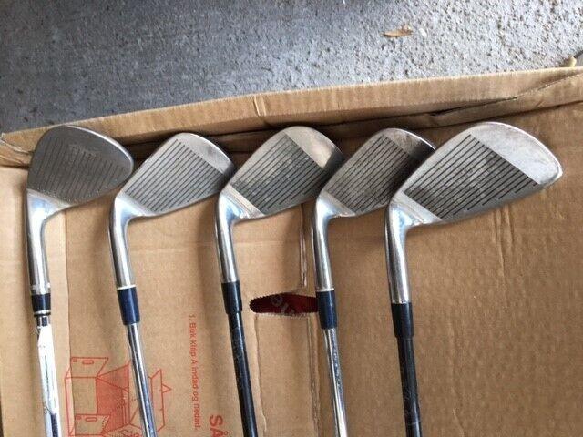Stål golfjern, Titleist og Tac