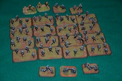 Affidabile Fow 15 Mm Ww2 Flames Of War 23 German Infantry
