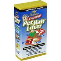 12 Pk Gonzo Magic American Pet Hair Remover Lifter Wipes Phl12d