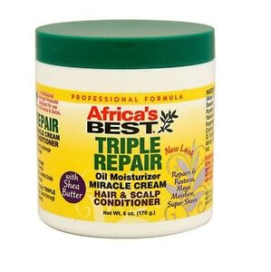 Africa-039-s-Best-Triple-reparation-Huile-Hydratante-Creme