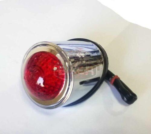 Stop LED Phares Feux Arrière Vintage Moto Cafe Racer