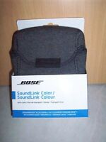Bose - Transporttasche Für Soundlink Color Lautsprecher Grau - Neu / Ovp