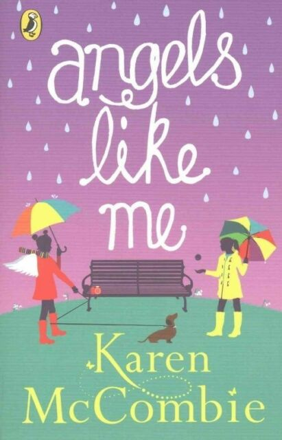 Angels Like Me by KAREN  MCCOMBIE-ExLibrary