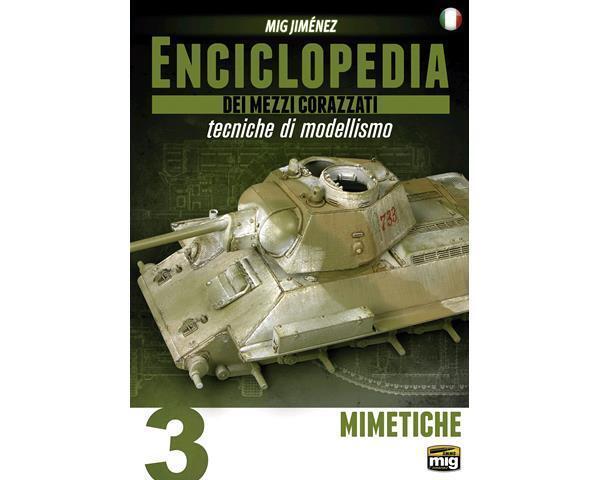 M. Jiménez  Enciclopedia of Crew Armored, Vol. 3  Camouflage