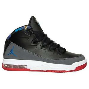 Image is loading JORDAN-AIR-DELUXE-BG-807718-035-BLACK-SOAR-