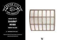 Hepa Filter For Shark Nv80;fits Nv80 Models; Part Xhf80 Xhf-80