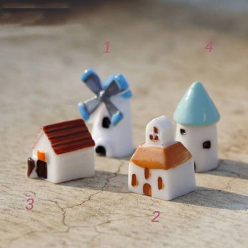 Home & Garden Statues & Lawn Ornaments 2Pcs/Set Miniature Garden ...